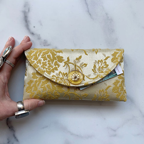 Limoncello Rounded Clutch