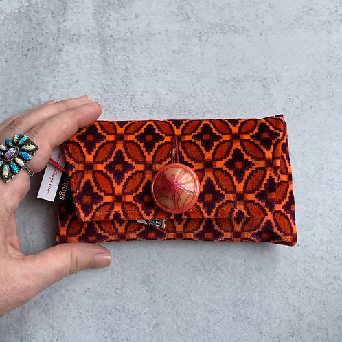 Funhouse Small Clutch