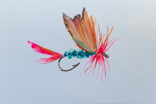 Piscifun Dry Fly