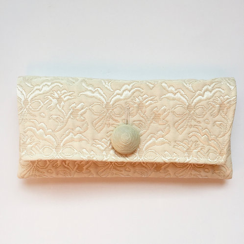"""Fondant"" Midtown Clutch"