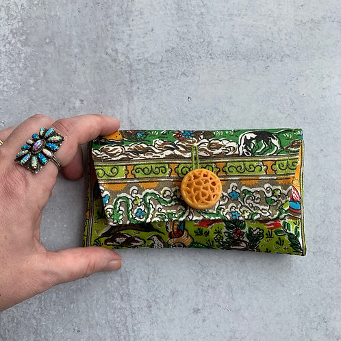 Storyteller Small Clutch