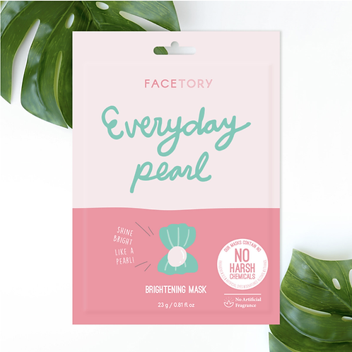 Everyday Pearl Face Mask
