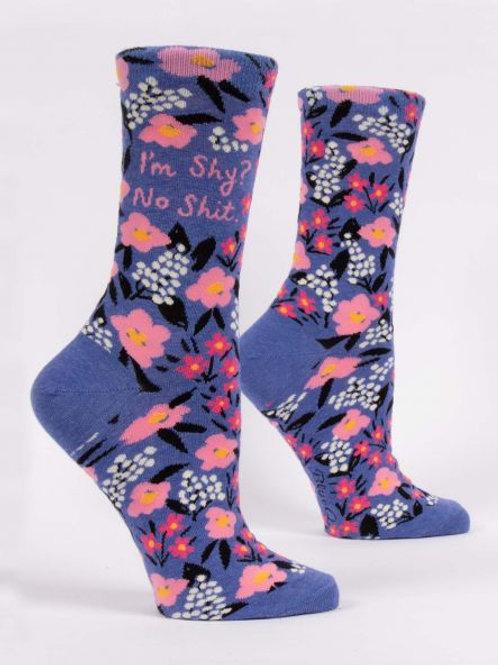 I'm Shy Socks