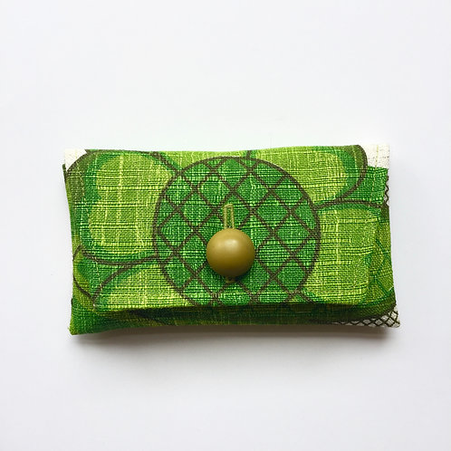 Lime Rickey Small Clutch