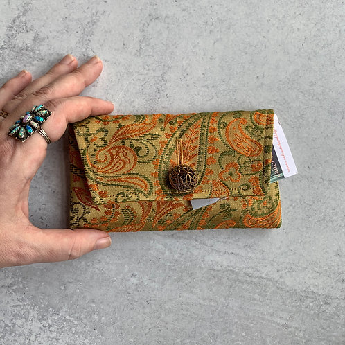 Scarecrow Small Clutch