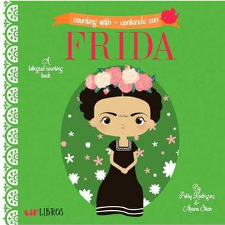 Frida Board Book