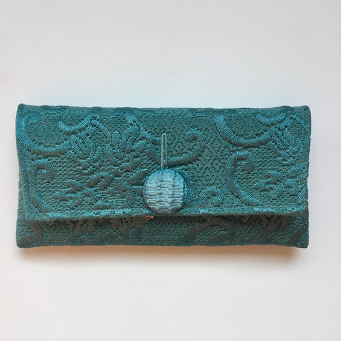 """Freshwater"" Midtown Clutch"