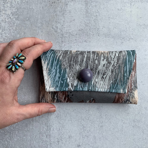 Misty Morning Small Clutch
