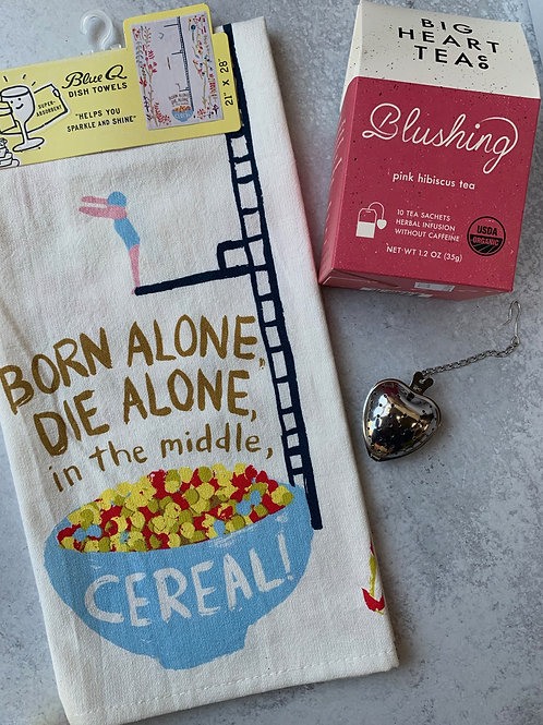 Blushing Cereal Care Package