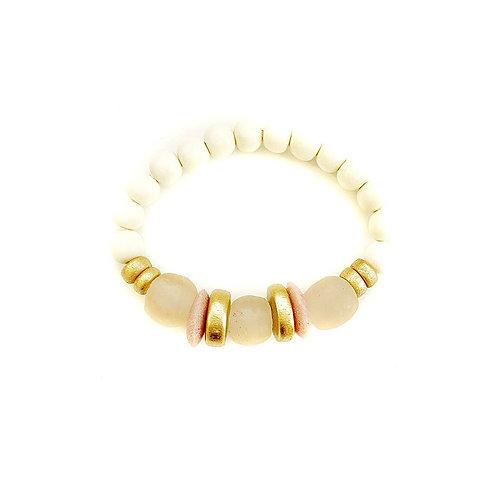 Cream Chesterton Bracelet