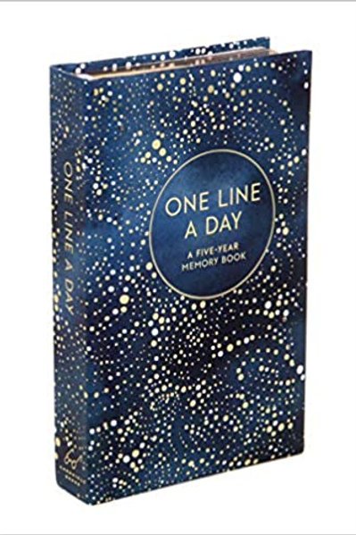 One Line a Day - Celestial Journal