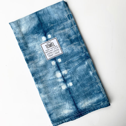 Shibori Pins Towel