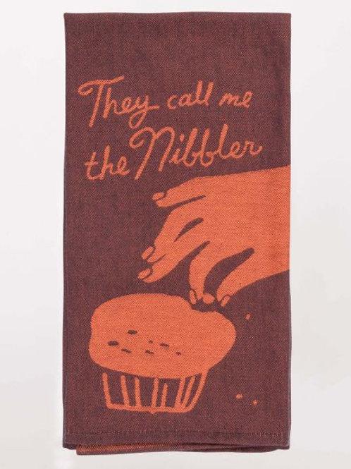 Nibbler Tea Towel