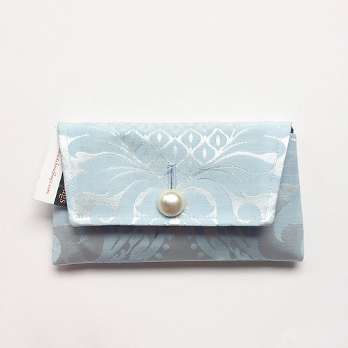 Something Blue Small Clutch