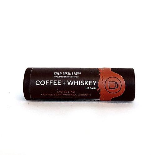 Coffee Whiskey Lip Balm