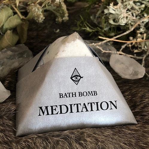 Meditation Bath Bomb