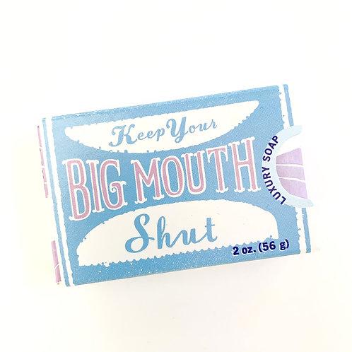 Big Mouth Soap