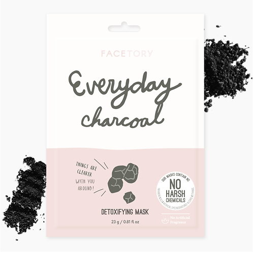Everyday Charcoal Mask