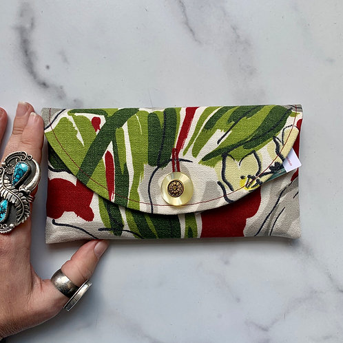 Houseplant Rounded Clutch