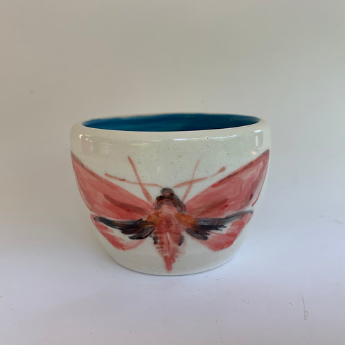Pink Moth Cup