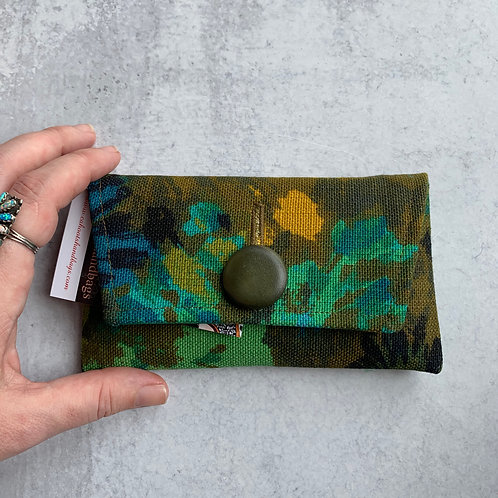 Swamp Small Clutch