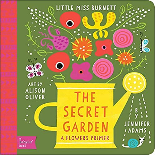 The Secret Garden Board Book