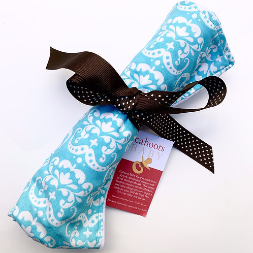 Cahoots Baby Turquoise Changing Blanket