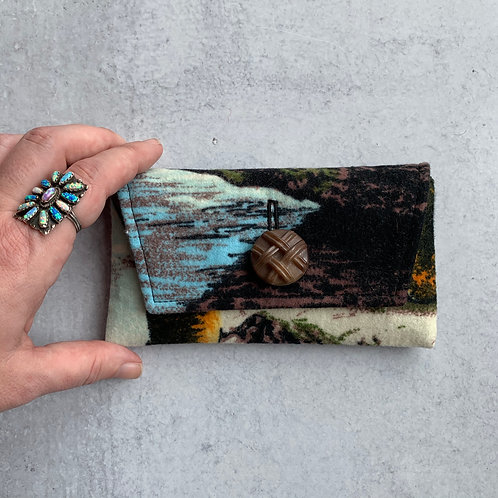 Low Tide Small Clutch