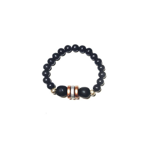 Chesterton Black Bracelet