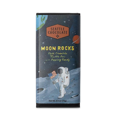 Moon Rocks Chocolate Bar