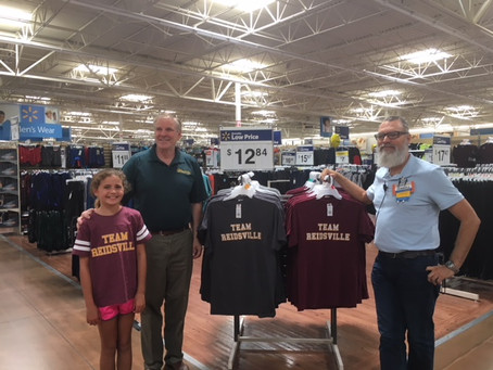Global Retailer Walmart Joins Team Reidsville!