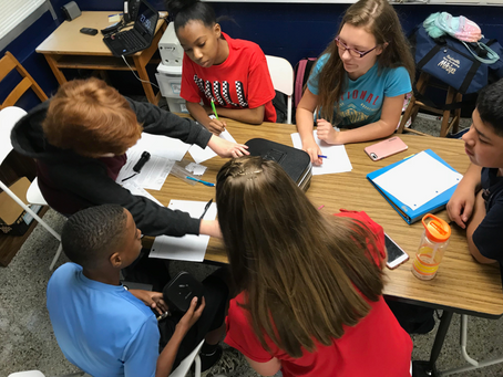 In Reidsville, the Conversation on Education Starts and Ends with the Student