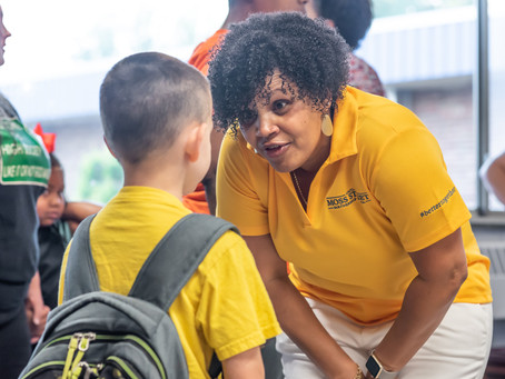 """Moss Street Partnership School Proves We are """"Better Together"""""""