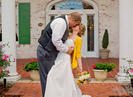 Reidsville: The Place for Weddings and Your Happily Ever After