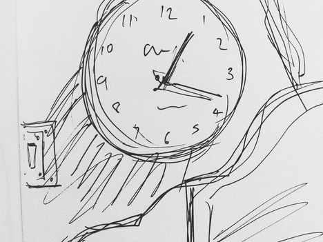 Time - Random sketches