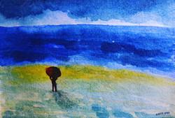 The shore | 海岸