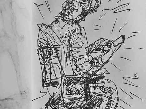 Random sketches - moments