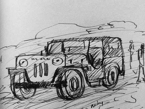 Drawing from memory | メモリからの描画