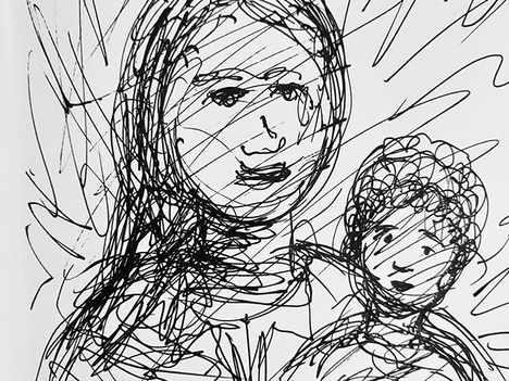 Mother/母亲