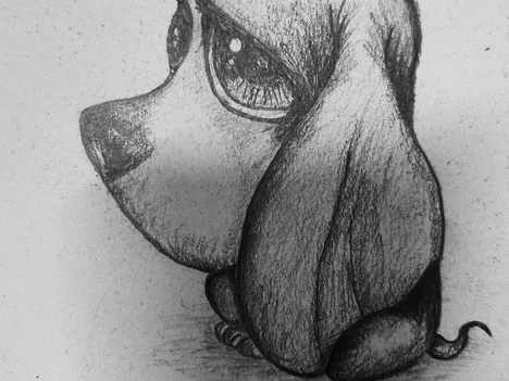 Old sketch from my sketchbook