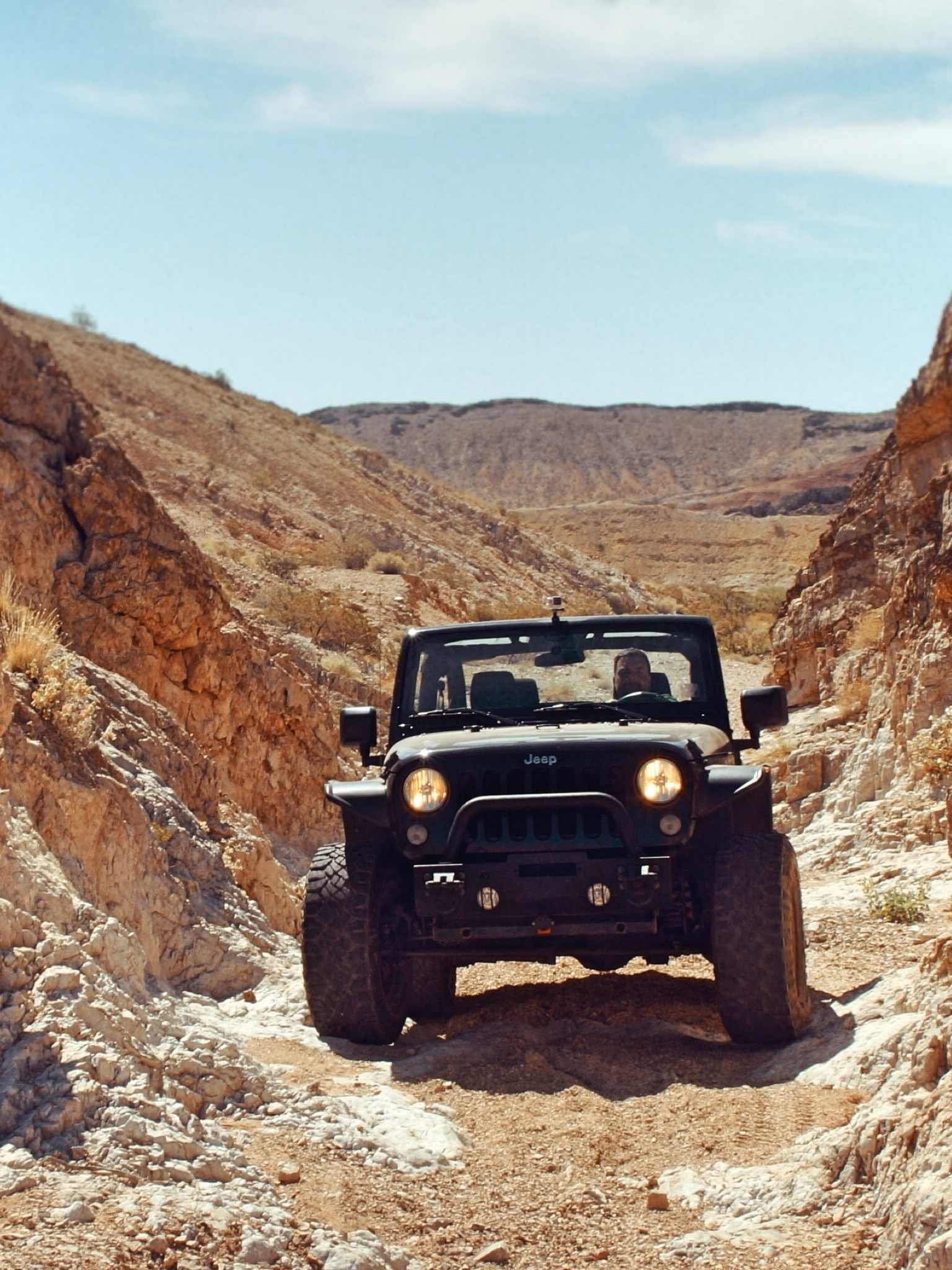 Multi-day (3+ day) Jeep Rental