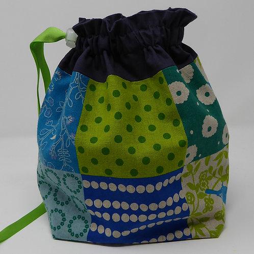 Linen Project Bag
