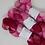 Thumbnail: Strawberries & Cream: 4 Ply/Fingering, merino/nylon