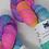 Thumbnail: Summer Unicorn: 4 Ply/Fingering, merino/nylon