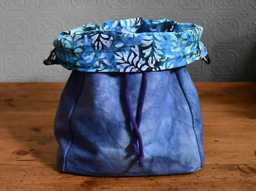 Wyvis Denim Project Bag