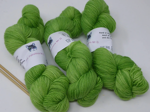 Semi Solid 4 Ply/Fingering