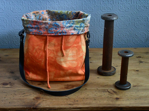 Wyvis Denim Project Bag
