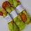 Thumbnail: Citrus Zing: 4 Ply/Fingering, Merino/Nylon/Stellina