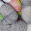 Thumbnail: Morning Unicorn: 4 Ply/Fingering, Merino/Stellina
