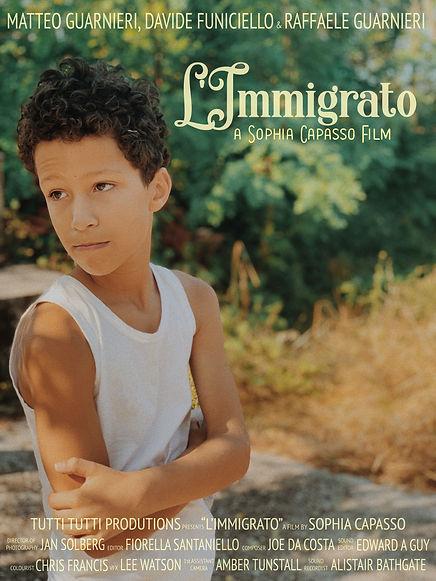 L'Immigrato Poster